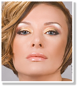 Glamor Retouching Makeup Skin Pores Smoothing Photoshop