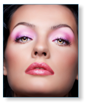 Digital Makeup Master Course photoshop training and tutorial image