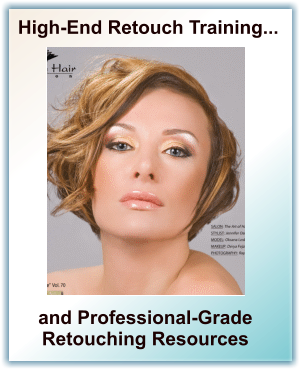and Professional-Grade  Retouching Resources High-End Retouch Training...